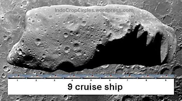 asteroid 1998_QE2 compare