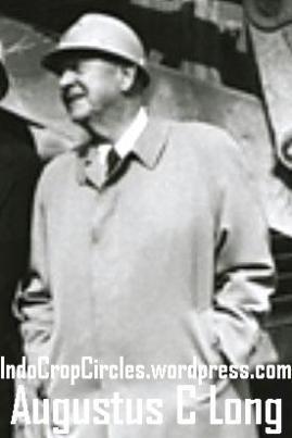 Augustus c.long, salah seorang anggota dewan direksi freeport dan