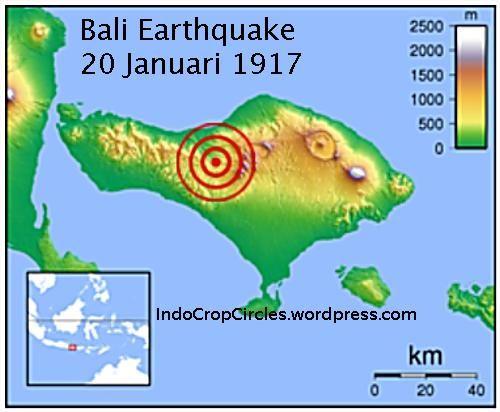 gempa bali 1917
