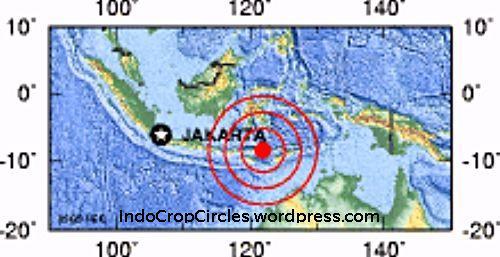 gempa flores 12 Desember 1992 indonesia