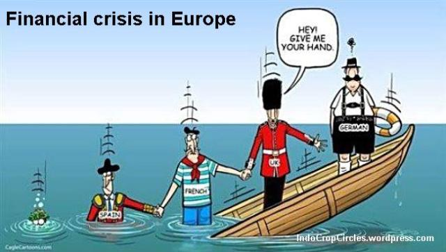 krisis moneter eropa