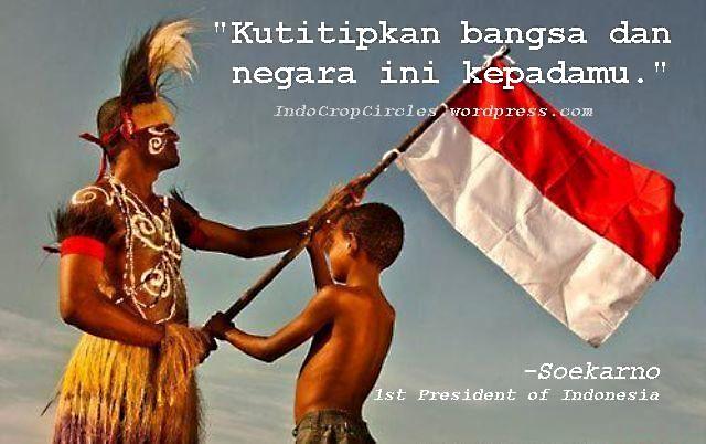 kutitipkan bangsa negara kepadamu papua indonesia header