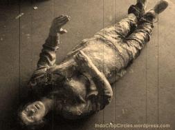 ourang medan dead body