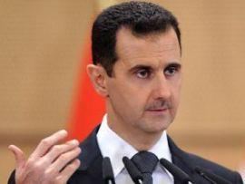 Presiden Suriah Basyar al-Assad