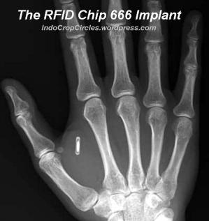 The RFID Chip 666 04