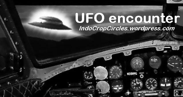 UFO encounter header