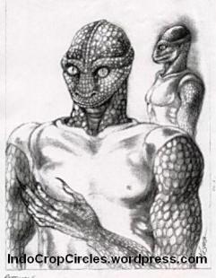 alien Alpha-Draconian