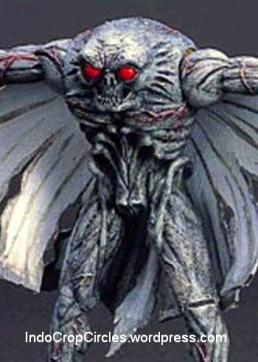 alien Mothman