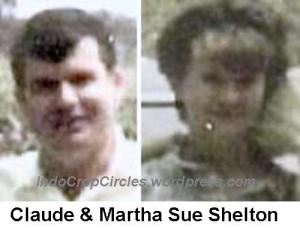 Claude and Martha Sue Shelton