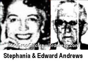 edward and  Stephania andrews