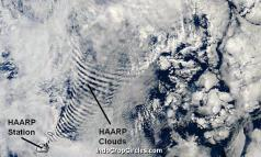HAARP clouds