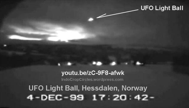 Hassdalen light phenomenon