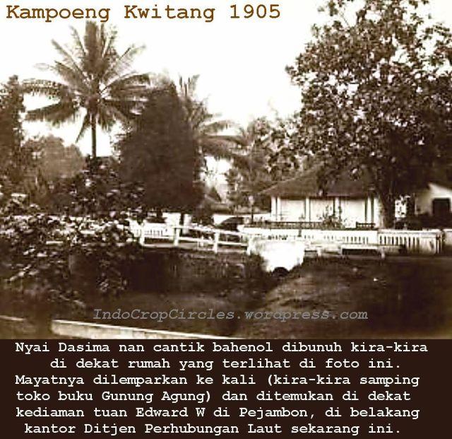 kampung_kwitang_batavia tahun_1905