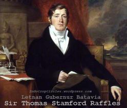 Sir Thomas Stamford Raffles, Letnan Gubernur Batavia