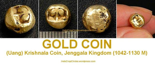 Uang Krishnala Coin, Kerajaan Jenggala