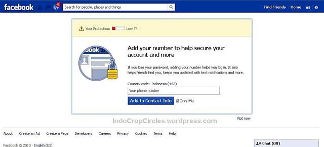 facebook protect