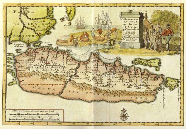 Java Map 18 century