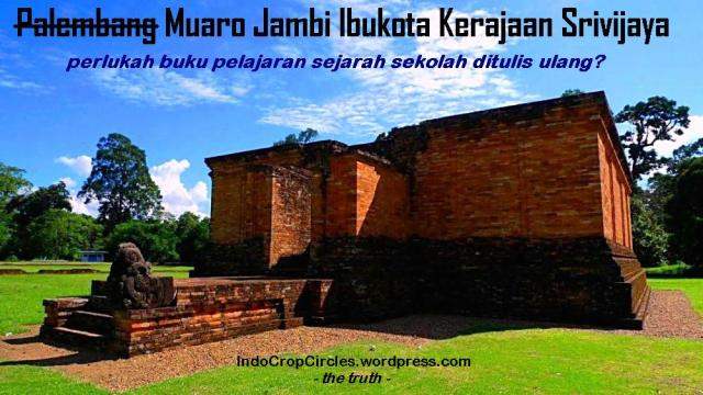 muaro jambi sriwijaya empire banner
