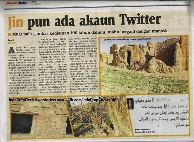 twitter jinn koran