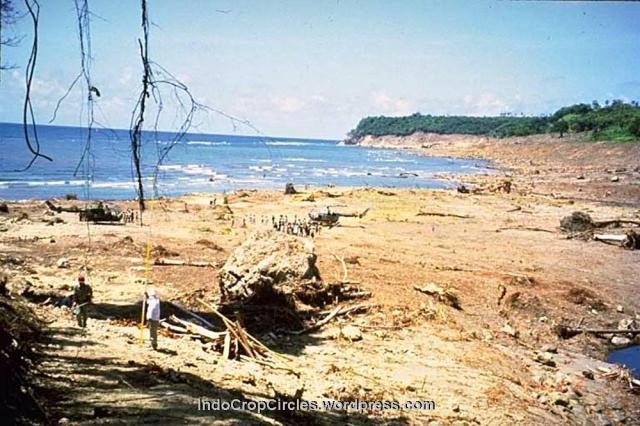 gampa earthquake tsunami NTT