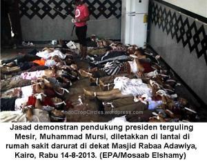 jasad-korban demonstran-mesir pendukung-presiden-terguling-mursi
