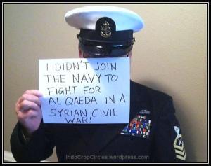 konflik suriah tentara amerika tak setuju