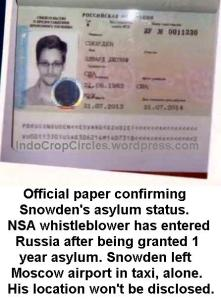 snowden passport