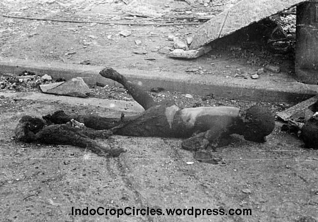 Bom napalm adalah bom yang mengandung gel lengket dan mudah terbakar