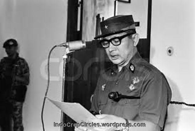 Suharto declared the banning of Indonesian Communist Party, 8 March 1966.