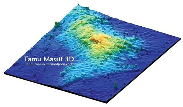 tamu massif map 3D