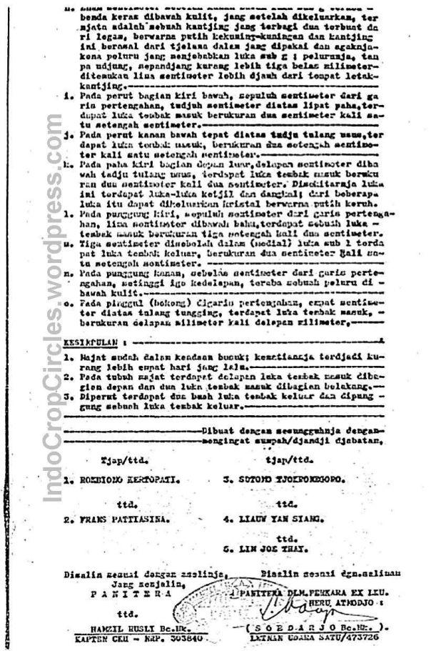 Visum et Repertum Jenderal Suprapto (Klik untuk memperbesar). (sumber: blogs.swa-jkt.com/swa/10693/2013/01/29/30-september-1965)