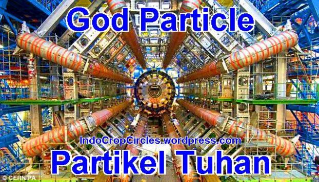 PARTIKEL TUHAN, Pintu Gerbang Sains Mengenal Alam Gaib