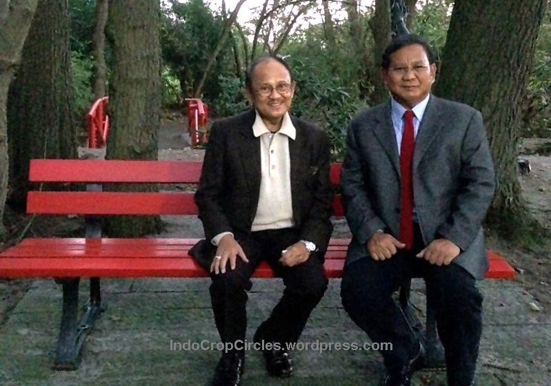 Habibie dam Prabowo