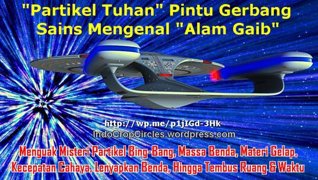 menguak partikel tuhan god particle banner