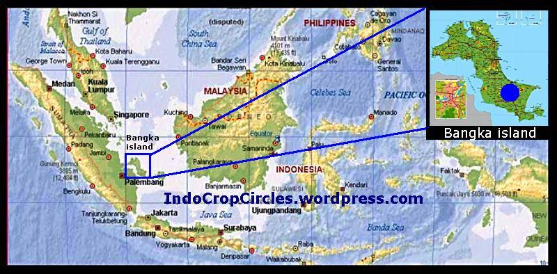 Bangka Indonesia  city images : Pulau Bangka gambar peta indonesia