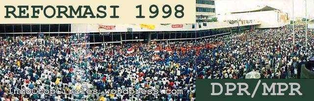tragedi 1998 DPR MPR
