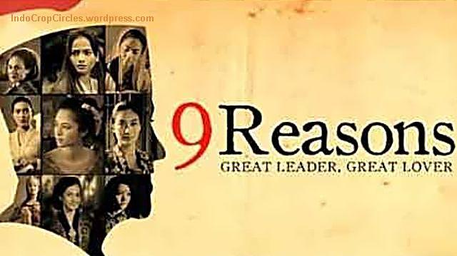 9 reasons wanita sukarno