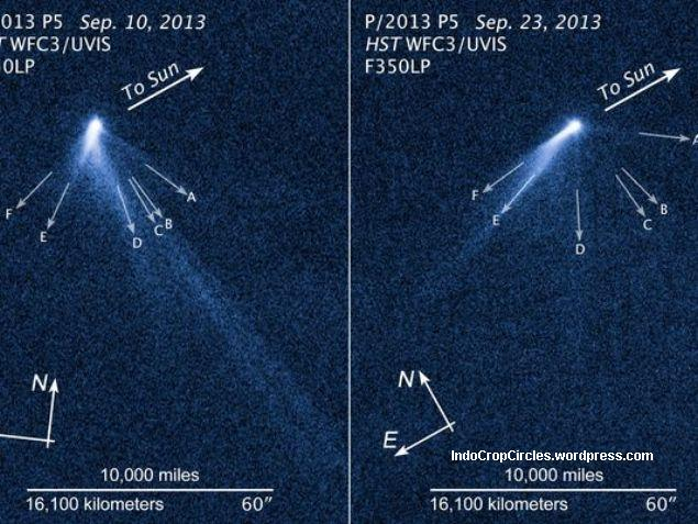 Asteroid P_2013-P5-Hubble2