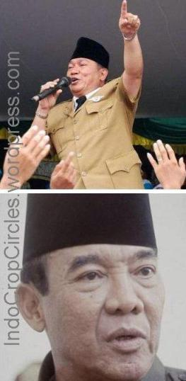 Gempar Soekarnoputra dan sukarno