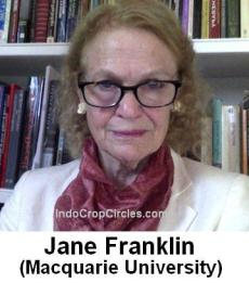 Jane Franklin, Macquarie University