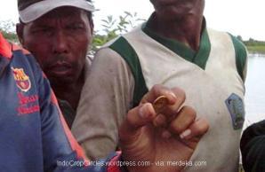 koin emas di Aceh 03