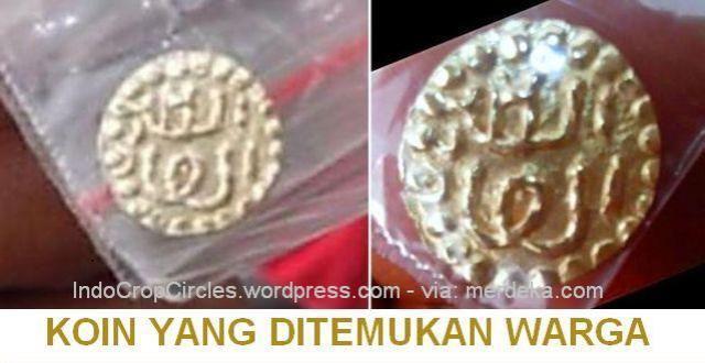 koin emas di Aceh 06