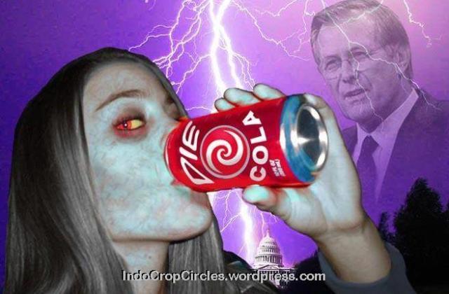 minuman soda soft drink menyebab kanker