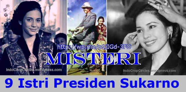 misteri 9 istri sukarno soekarno suharto presiden sby header