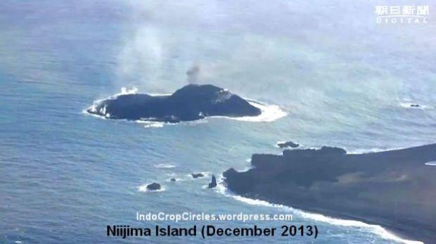 Pulau baru di Jepang Niijima