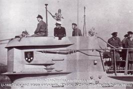 submarine u-boat 168