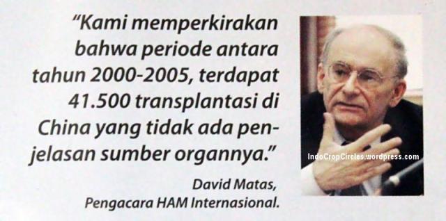 Transplantasi Organ di Cina 02