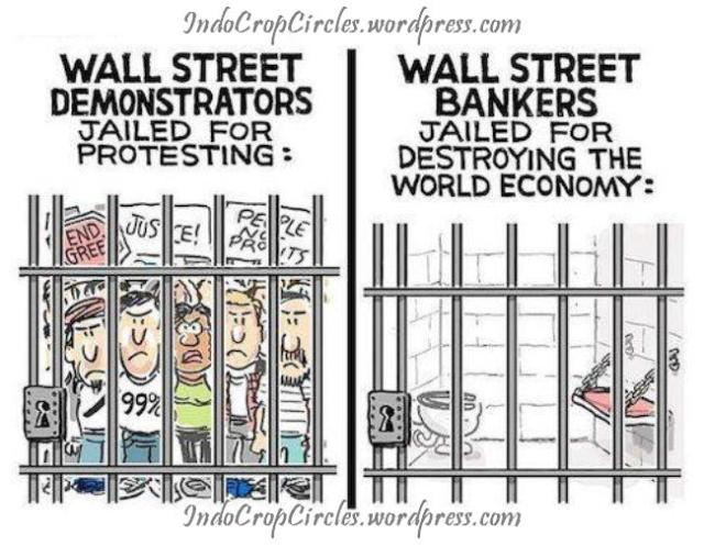 wall street bankers banksters