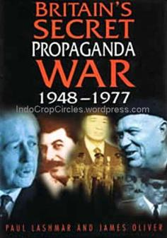 britain secret propaganda war