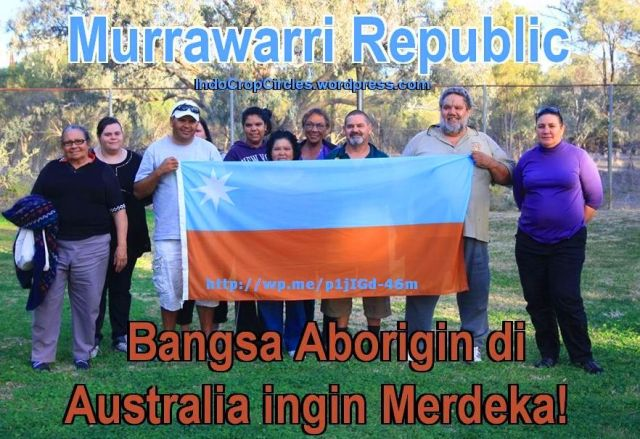 Murrawarri-Republic in Australia